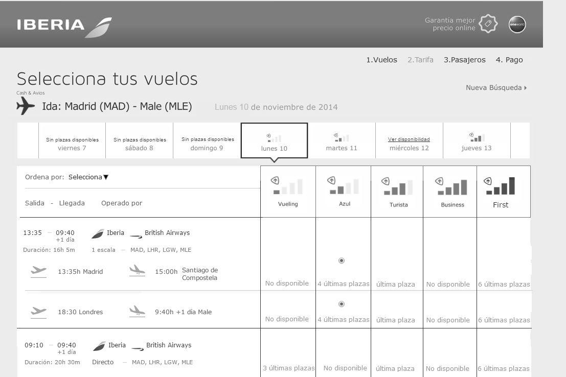 Compra Iberia.com